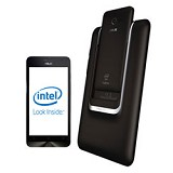 ASUS Padfone Mini [PF400CG] - Black - Smart Phone Android